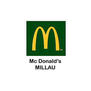 Mc Donald's Millau