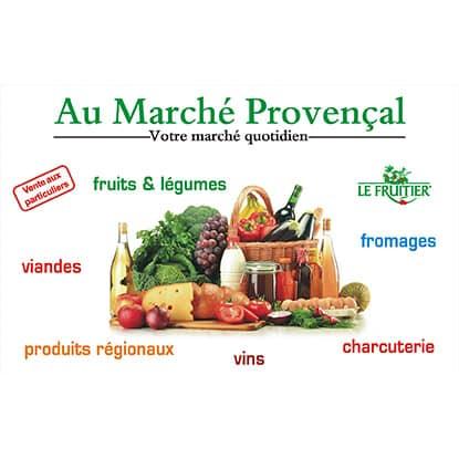 Au Marché Provençal